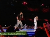 Good Charlotte ft. Simple Plan - Lifestyles Of The Rich And Famous (Live @ MTV Asia Aid 2005)