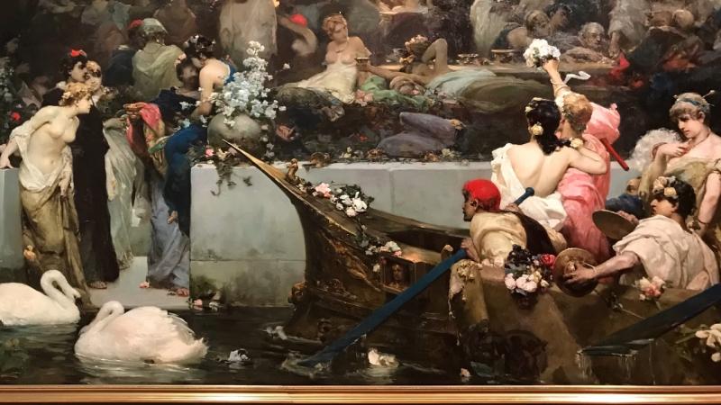 Выставки Генрих Семирадский и русская колония в Риме , Искусство Ни Нижегородского края