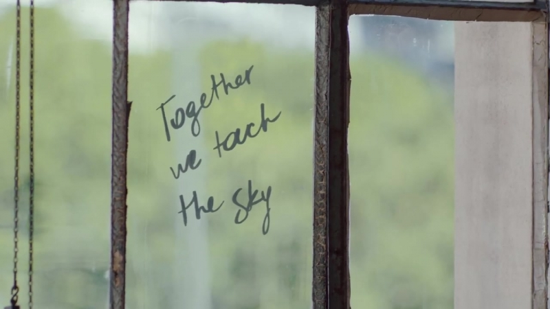 Episode TOGETHER WE TOUCH THE SKY - TOGETHER STRONGER The series by Emporio Armani.mp4