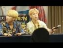FANCAM 29 06 18 Wow Byeongkwan @ Fansign in Busan