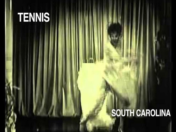 Tennis - South Carolina (Official Video)