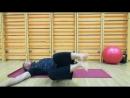 Челлендж от Сергея Бабкина 18 джатхара виньяс за 18 дней_упражнение 2
