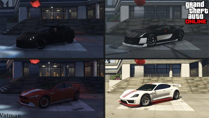 Самый быстрый электромобиль в GTA Online. Rocket Voltic, Coil Cyclone, Сoil Raiden, Pfister Neon