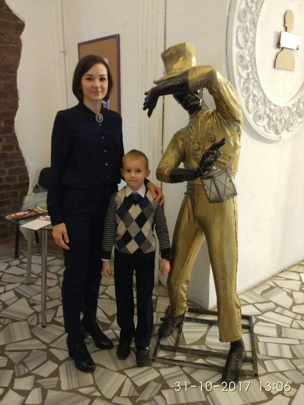 Катя Грицкова | Санкт-Петербург
