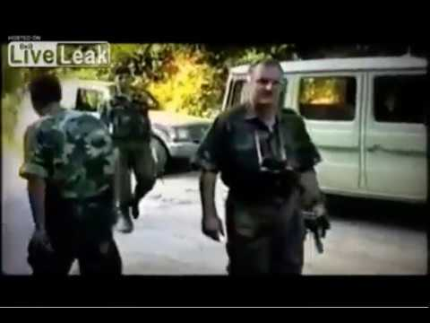 Providjenje - Nož, žica, Srebrenica