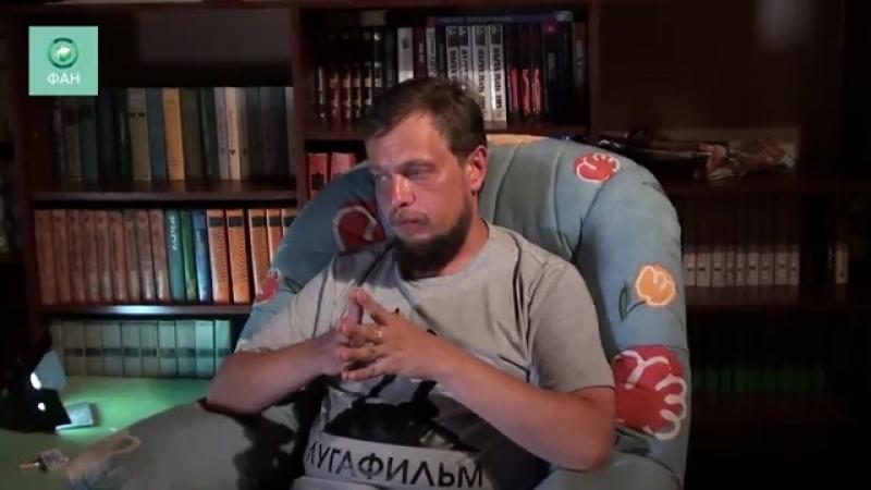 Режиссер Алексей Козлов рассказал о работе над фильмом о Донбассе «Ополченочка»