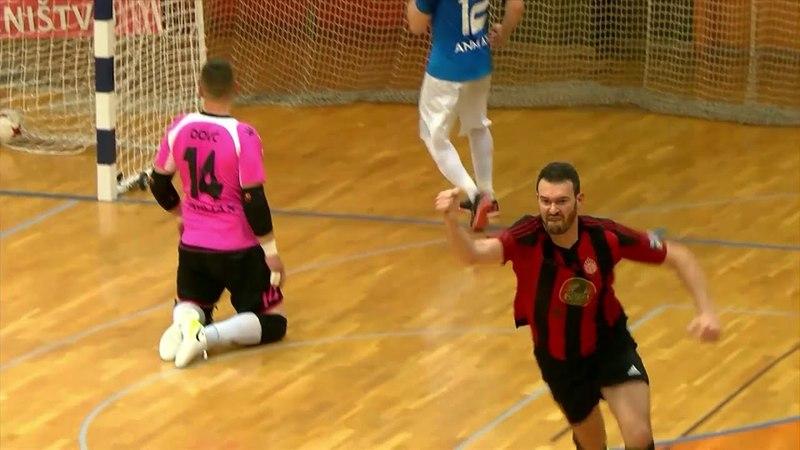 Goli pete tekme finala 1. SFL (2017/18)