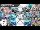 Cookiezi | penoreri - Preserved Valkyria [Arles] HD FC 8.46* 98.38% | Done in MP | Livestream!