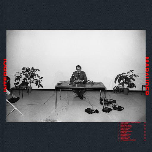 Interpol альбом Marauder