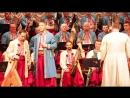 Тарас Козьменко и Национальная капелла бандуристов Киев Консерватория им П И Чайковского 14часть
