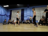 Nadya vs Diana | Hip-hop Dance Family