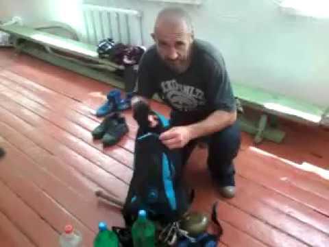 Подготовка к тяжёлому кроссу.