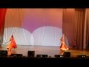 Дуэт Нина Колпачева Олеся Трубицына Индийский танец