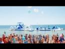 Новый детский пляж в Евпатории, вход свободный