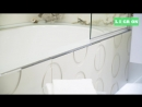 Отделка ванной комнаты материалами LIGRON