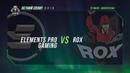 EPG vs ROX — Неделя 1 День 2