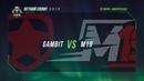 GMB vs M19 — Неделя 1 День 2