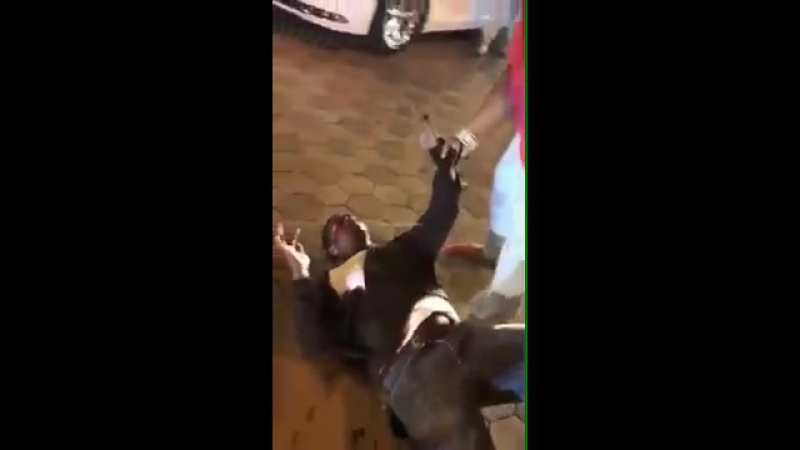 Two Me GET BEAT UP And Knocked SILLY After Trying To JUMP A GUY! (They Messed With The WRONG ONE)