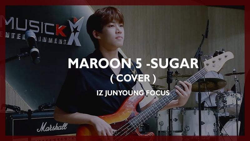 180731 Sugar(MAROON 5) - 아이즈 준영 focus (cover)
