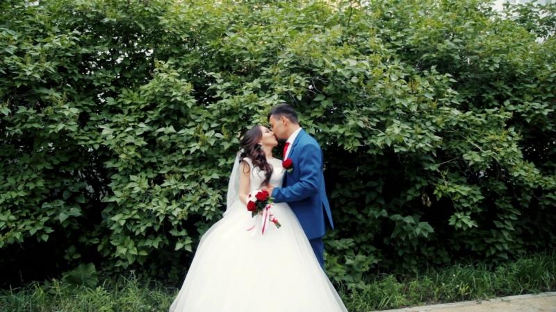 Свадьба Радифа и Руфины Канчуриных