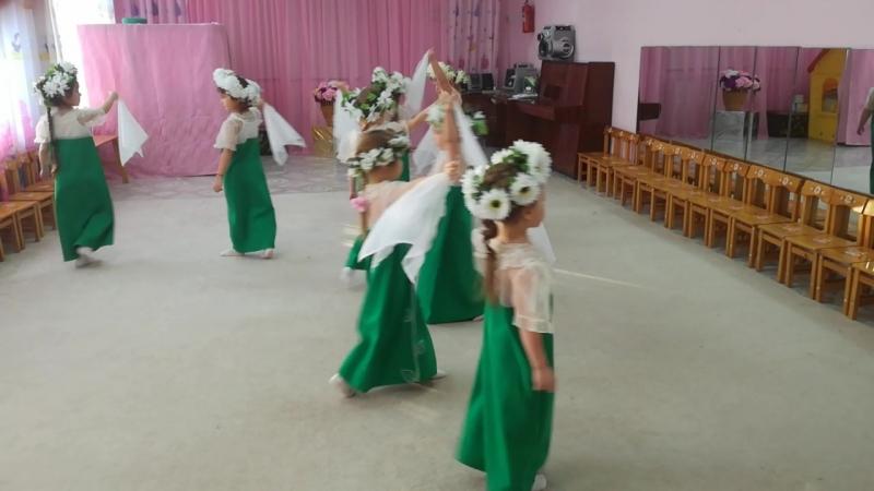 Танец «Березки»