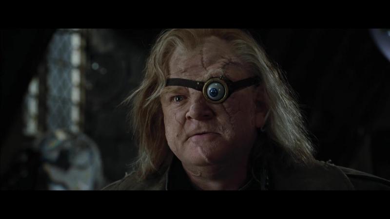 Гарри Поттер и Кубок огня - Непростительные заклинания