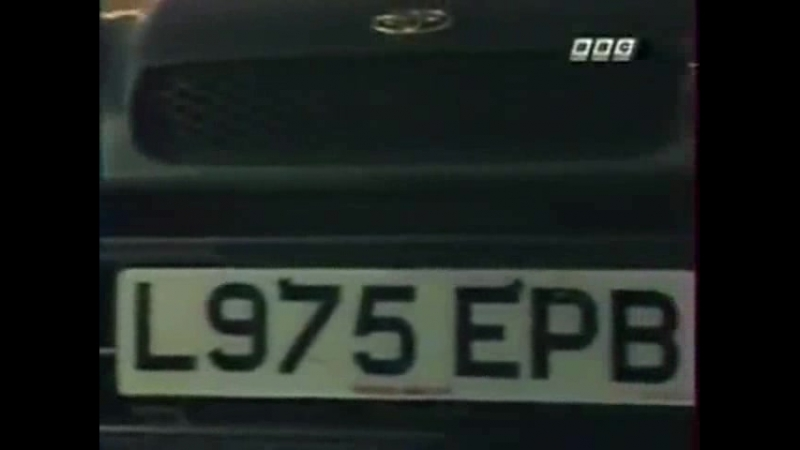 Old Top Gear - Toyota Celica GT-Four (ST205) vs Ford Escort RS Cosworth (1994)