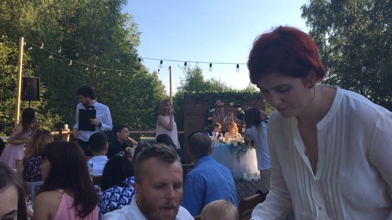 Свадьба Алеси и Андрея 12 08 2017 mehedovy onelove