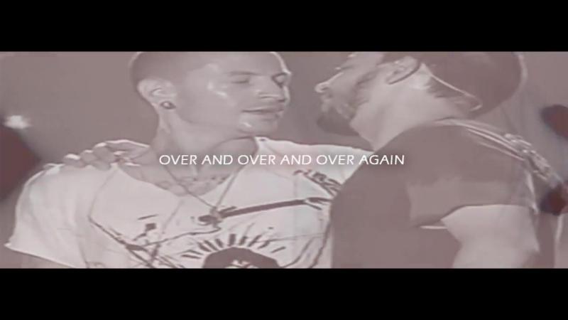 Over Again (DPARK Remix W-Dimitris Papasinos) Lyric video - Mike Shinoda