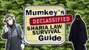 Mumkey's Declassified Sharia Law Survival Guide