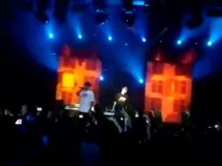 GUF - ICE BABY (Презентация альбома ДОМА MILK 13.12.2009 )