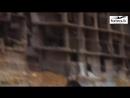 Снаряд взорвался у танка и военкоров «Русской Весны» в ходе съёмки
