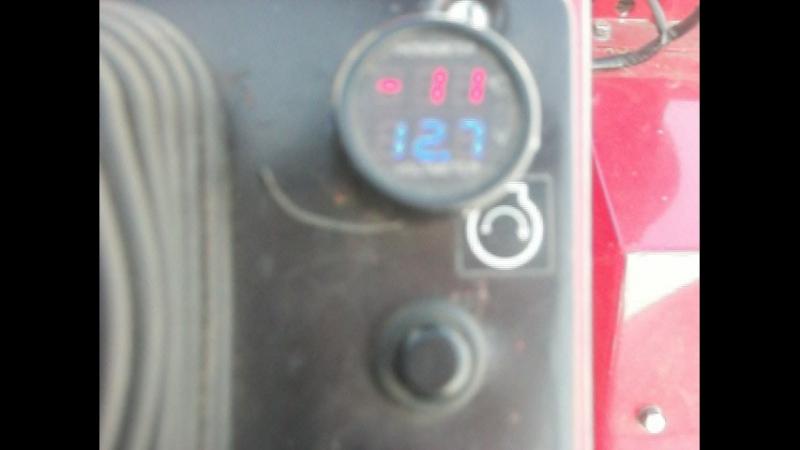 переделка зарядки на мтз 132н