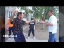 ДРАКА БОМЖЕЙ И АЛКАШЕЙ , ПРИКОЛ -D