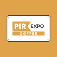 Логотип PIR-COFFEE