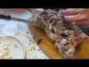 Очень вкусная свиная рулька рецепт