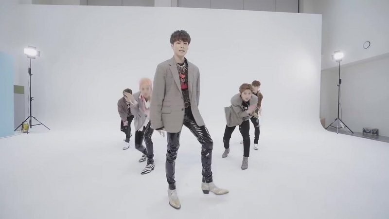 IMFACT (임팩트) - The Light (Dance Practice)