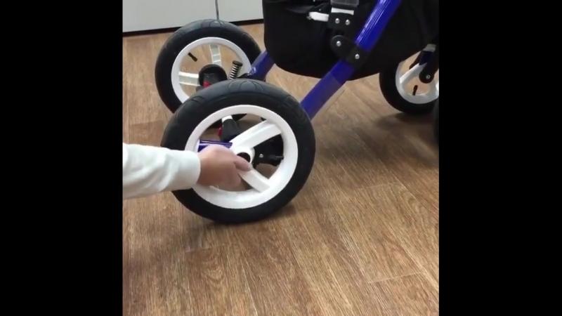 Техобслуживание колясок Adamex