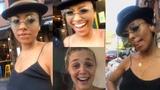 Kat Graham Instagram Live Stream 13 July 2018 w Fans