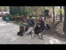 Уличное выступление в Донецке 👉 Группа Наш Донецк donetskcity2