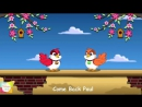 Two Little Dicky Birds Nursery Rhyme Animation Songs For Children
