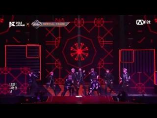 [KCON JAPAN] SF9 Golden Child THE BOYZ - Girls CoverㅣKCON 2018 JAPAN x M COUNTD.567