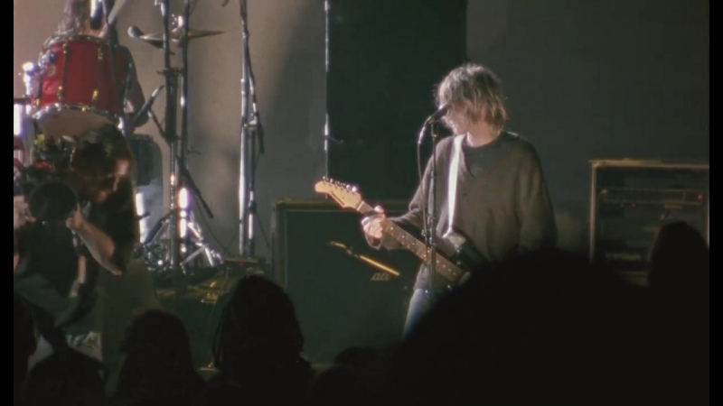 Nirvana Rape Me Live at the Paramount 1991 HD
