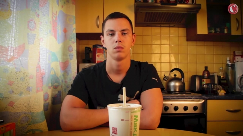 [Chuck_review] Дурная реклама Макдоналдс'а [Голубой яд]