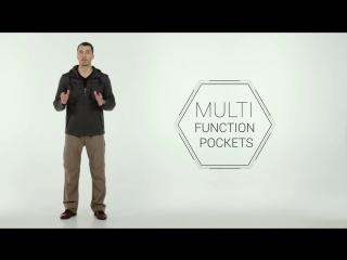 Функциональные летние брюки AutoJack.mp4