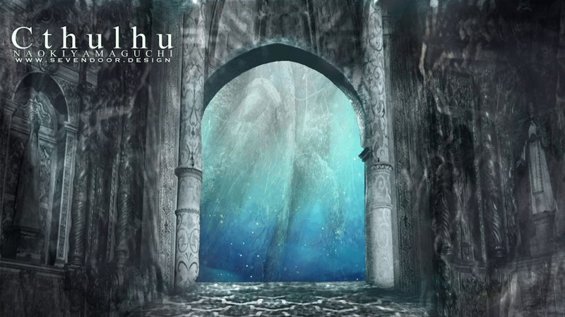 Cthulhu / Ambient music Dedicated to H. P. Lovecraft From NAOKI YAMAGUCHI