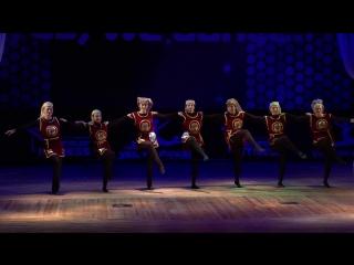 Студия «зафира» армянский танец «кочари» стилизация,  хор богданова ирина