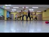 SHOW 171117 Танцевальная практика 'My Turn' (Boys-Yellow)