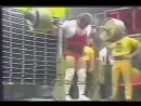 Дуг Янг и его невероятная сила воли. Чемпион мира 1975-1977 года в категории 110 кг
