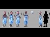 Концепт персонажа - Виды